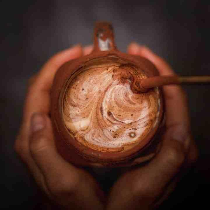 Healthy Dalgona Coffee Recipe