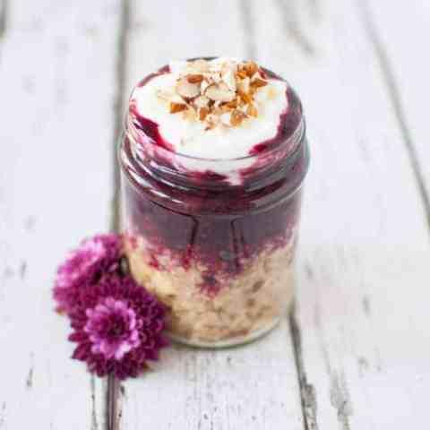 Clean eating quinoa porridge recipe