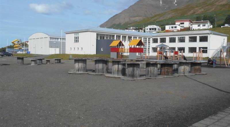 Ólympíuhlaup ÍSÍ í Fjallabyggð