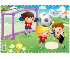 top-oynayan-çocuklar-karne-kabı-madalya-burda4