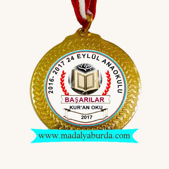 kuran-madalyası