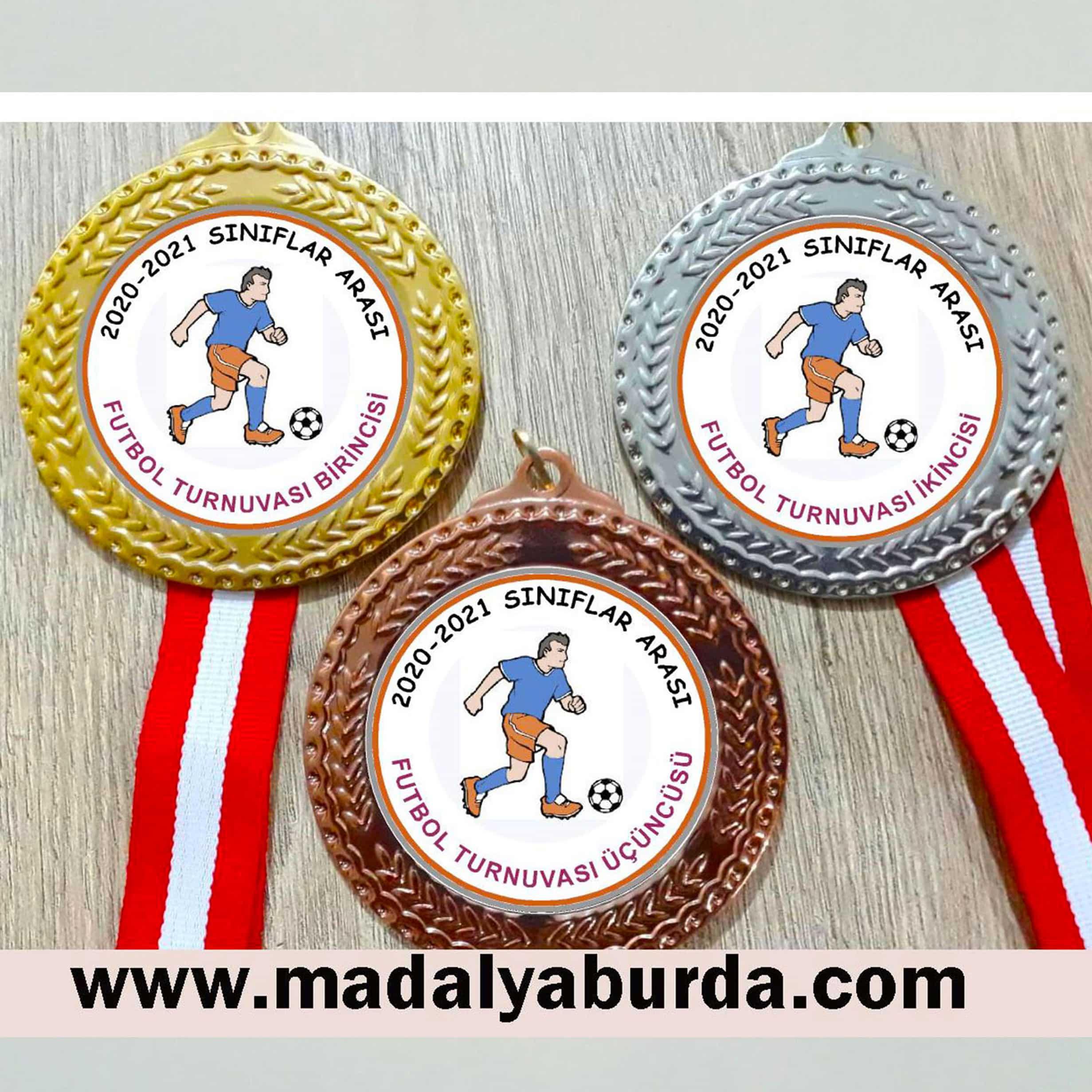 madalya-3'lü–takım