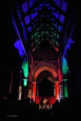 ViceVersa Robbie - HedFest inside The Church during August: