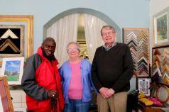 Informal meeting with Mayor and Mayoress
