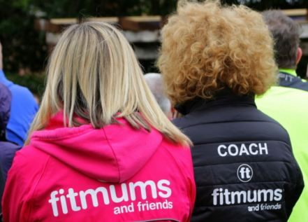 Fitmums coach