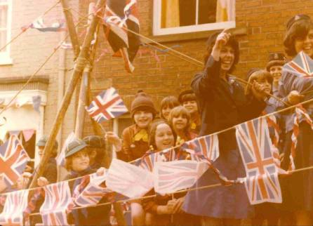 Silver Jubilee 77 - Liz Harrison