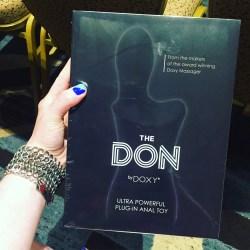 Doxy's The Don Vibrator