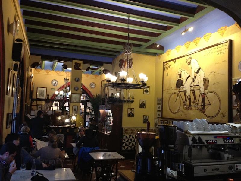 Restaurant Gats Barcelona : Els quatre gats barcelona connect