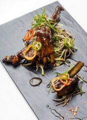 02-Team 2- Chinese Sticky lamb ribs 2- Sean Brasel