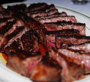Ben and Jack's porterhouse