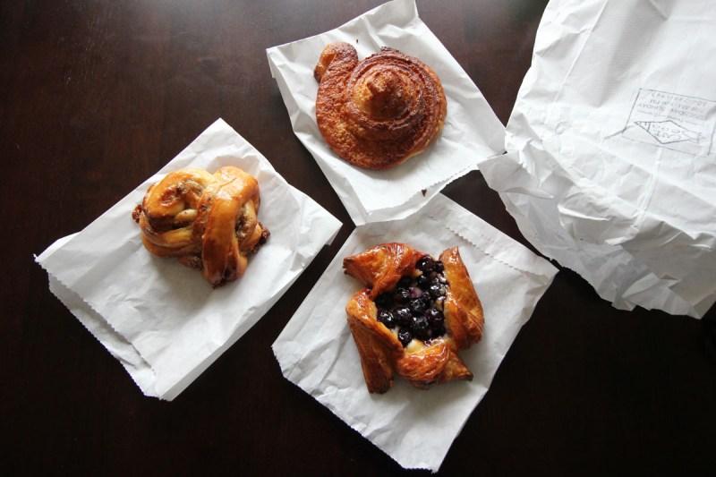 Café Besalu pastry