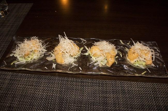 KOA Crispy Yuzu Shrimp