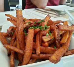 Umami burger fries