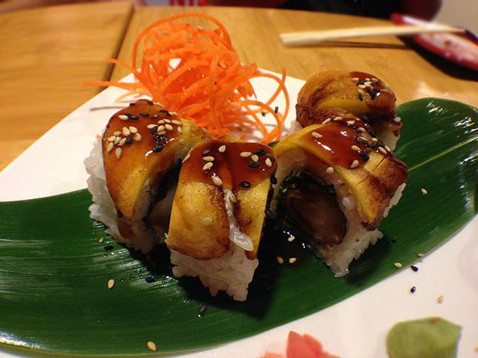 Kokai Sushi Lounge Review Tropical