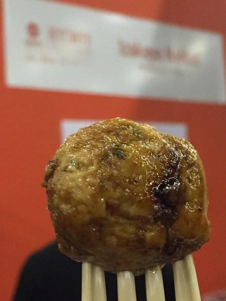 NYCWFF Meatball