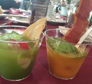 Best Bloody Mary Brunch NYCWFF Menage a Trois California's Coolest BMs