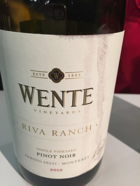 NYCWFF Wente