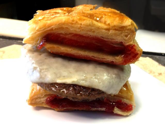 pincho factory Pastelito burger