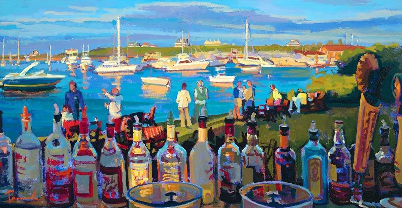 Art Basel Miami - the oar by nick paciorek - courtesy of spectrum miami