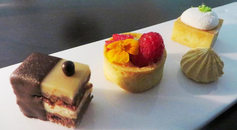 Dessert Tapas Pairings at Ted's