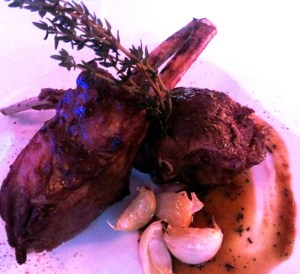 Villa Azur Miami-Rack of Lamb