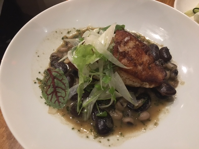 Ariete Cod with fennel and heirloom beans