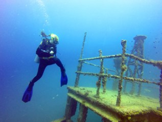 thailand beach koh phi phi scuba diving