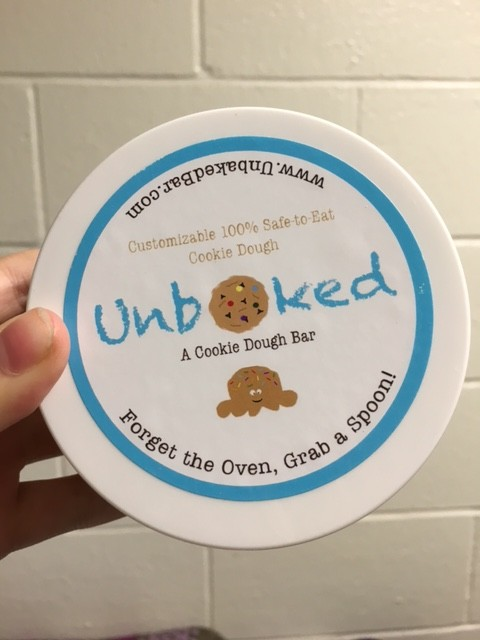 Unbaked Bar