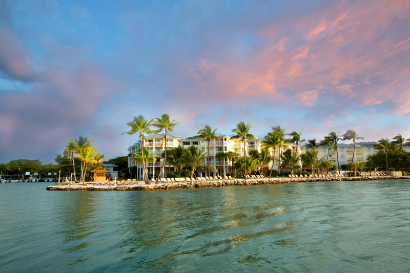 Key Largo Food and Wine Festival - Pelican Cove Resort overview - photo by Craig Ambrosio