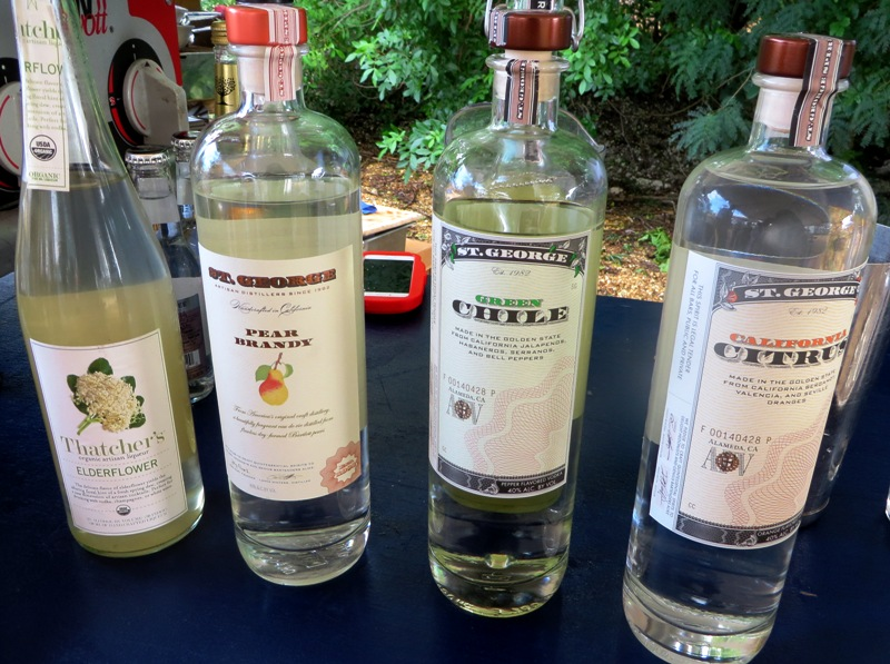 Key Largo Food and Wine Festival - Pelican Cove Resort_st georges spirits
