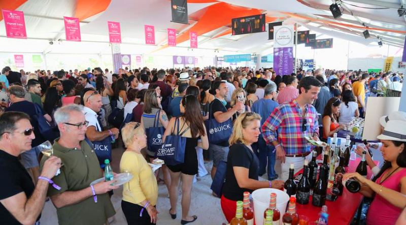 SOBEWFF Miami 2016 - Goya Foods Grand Tasting Village -courtesy of SOBEWWF