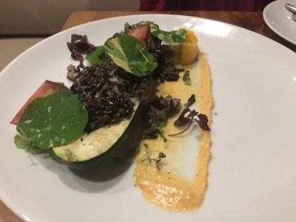 Zucchini with Chicken Liver