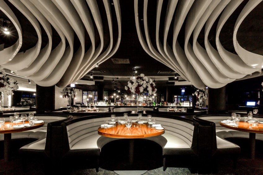 STK Chicago Interior