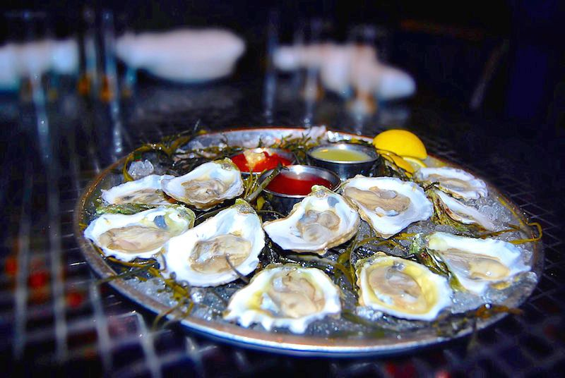 Valentine's Weekend – Miami -River Oyster Bar