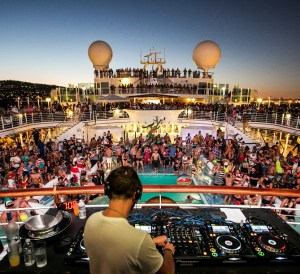 Groove Cruise Cabo Cruise DJ Party