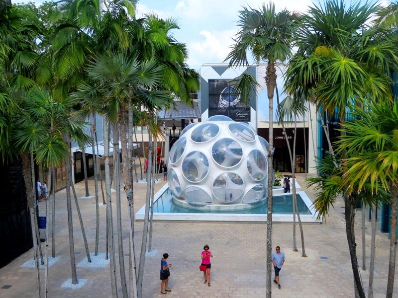 Harry's Pizzeria Miami - miami design district - palm court - photo by denise castillon 2016