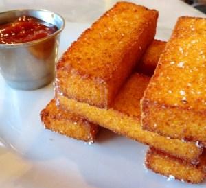 Harry's Pizzeria Miami - polenta fries