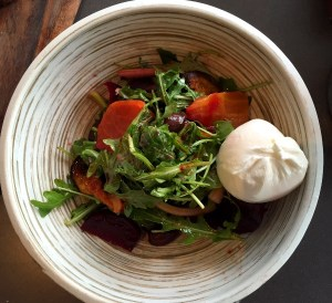 Preston's Market - Burrata Salad