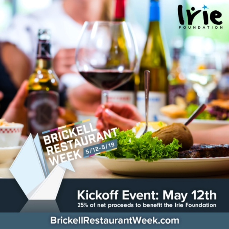 Brickell Restaurant Week - kick off event