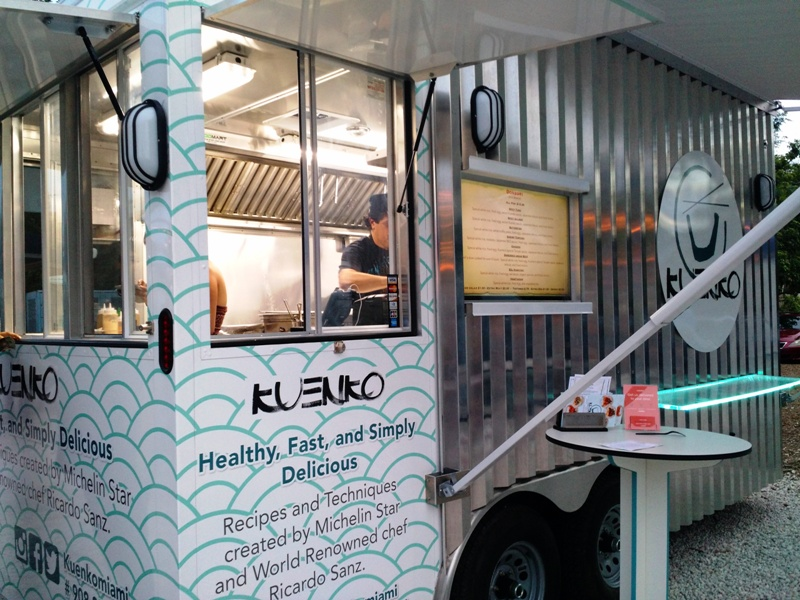 Wynwood Yard Summer Preview – kuenko food truck