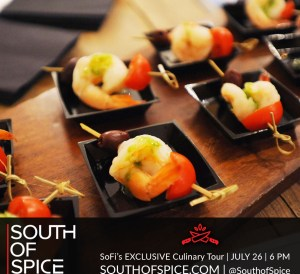 south of spice 2016