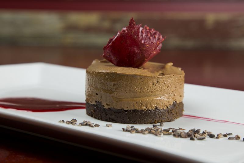KICK Chicago Smoldering Chocolate Torte
