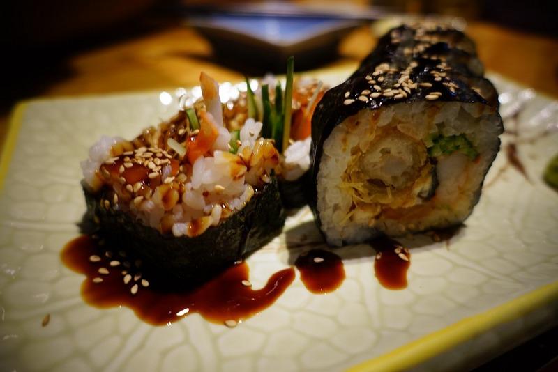 Food Pairings Sushi