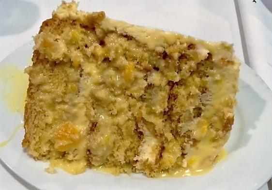 Christner's Orlando Orange Cake