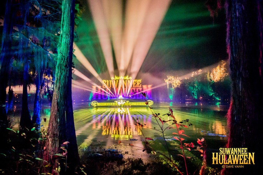 Spirit Lake - Hulaween Music Festival 10/29/16 - Spirit of Suwannee Music Park - Live Oak FL - Photo © Dave Vann 2016