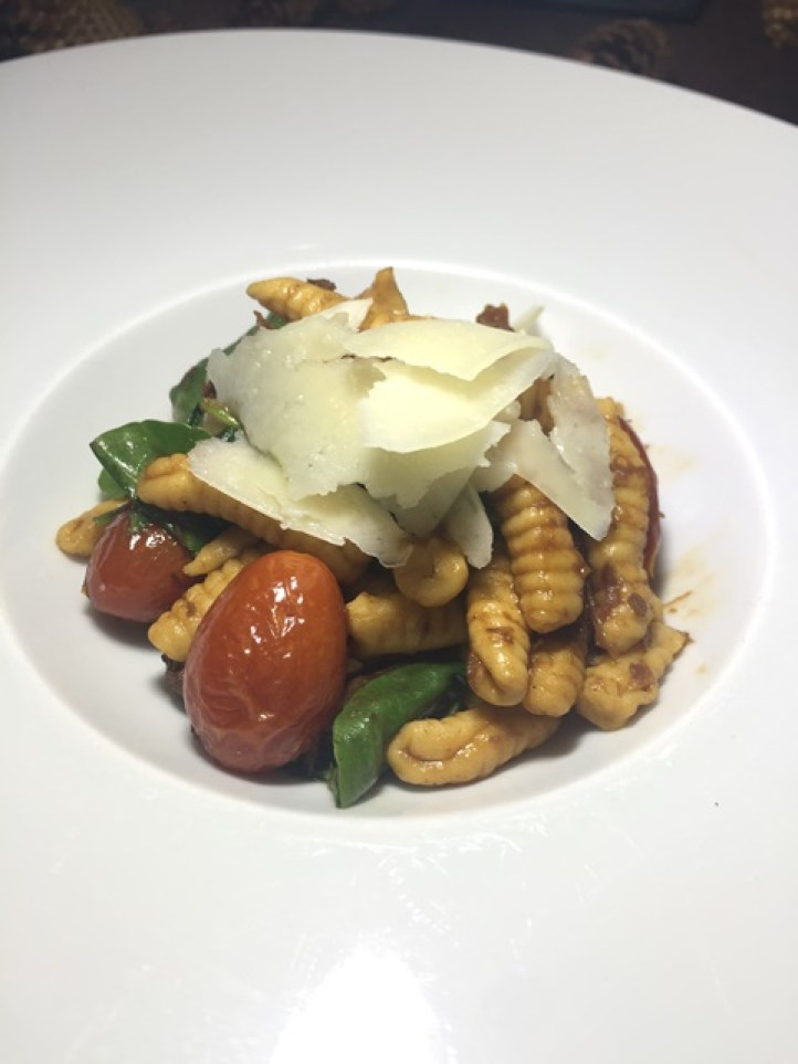 Lamb Cavatelli