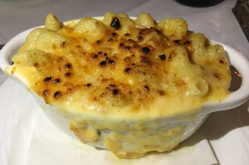 benjamin prime lobster mac and cheese