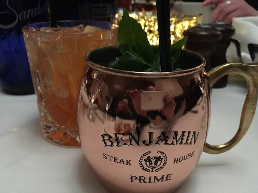 benjamin prime midtown mule and paper airplane
