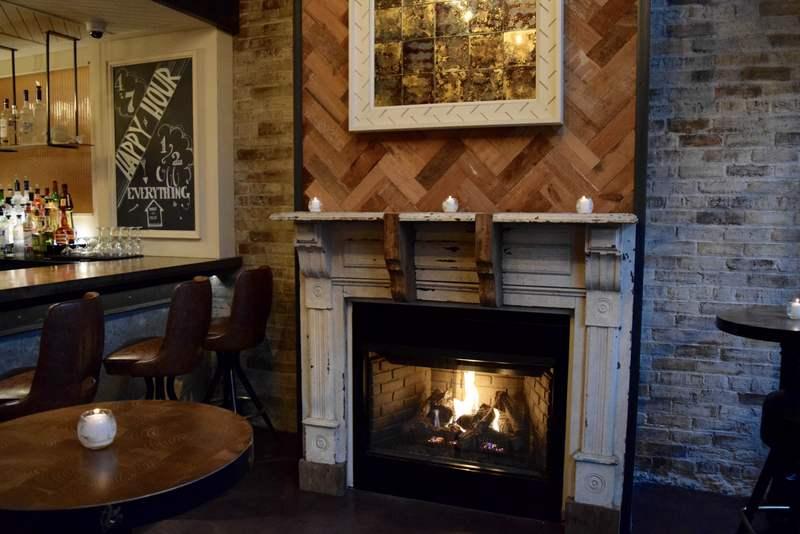 Remedy Fireplace