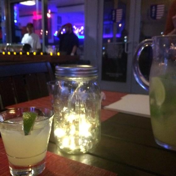 American Social Brickell Lights in a Jar